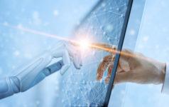 AI, tech, robot