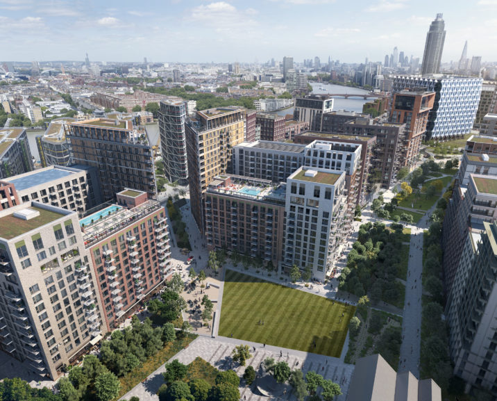 Why Cain lent £385m in London's build-to-rent market | Real Estate