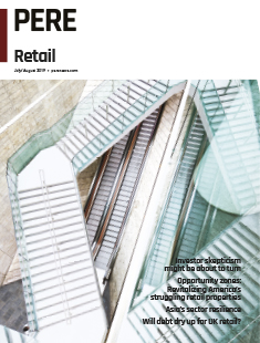The PERE_Retail2019_digi Cover