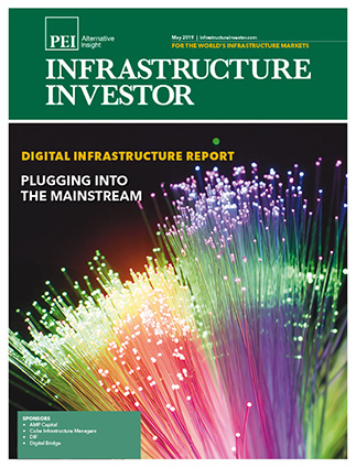 The Digital infrastructure report Cover