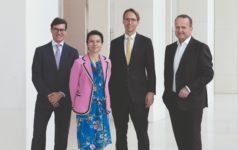 PEI's Germany Roundtable, Andreas Simon, Patricia Vollhard, Torsten Grede, Philipp Patschkowski