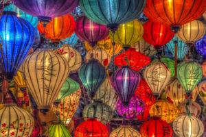 Asia lantern