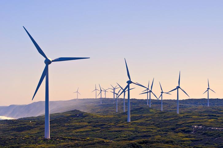 Wind farm Western Australia