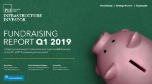 Infrastructure Investor Fundraising report Q1 2019