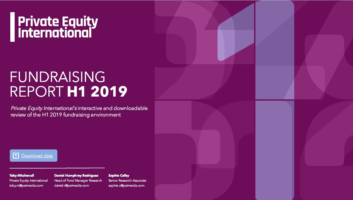 PEI Fundraising report H1 2019 Private Equity International