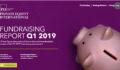 PEI Fundraising report Q1 2019