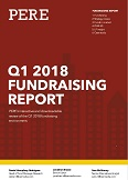 PERE Q1 Fundraising report 2018