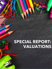 The PFM Valuations Special Cover