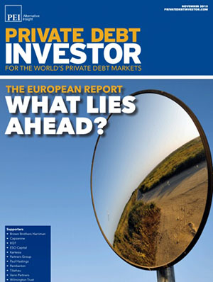 The The European Report Cover