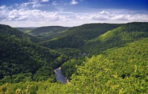 private equity, Pennsylvania, World's End State Park