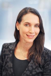 Amy Aznar, head of debt LaSalle