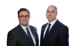 Cyril Hoyaux and Arnaud Heck
