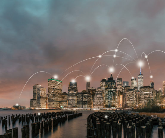 Technology blurring real estate and private equity
