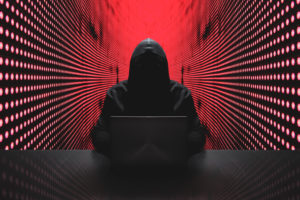 A hacker to illustrate cyber risk to private equity firms