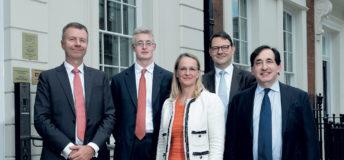 Rob Gregor, Spence Clunie, Angelika Schochlin, Oliver Schubert, Anthony Gordon