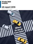 Private Debt Investor - US Report 2019