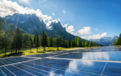 Clean energy - solar