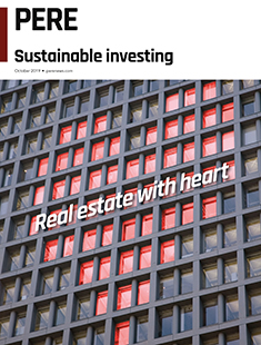 The PERE19_10_Sustainable-Investing Cover