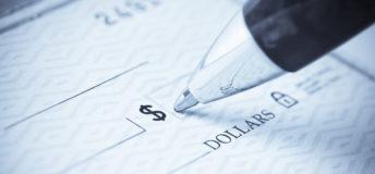 Writing a check - a $33m SEC settlement