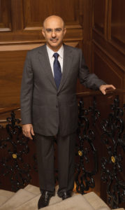 Mohammed Al Ardhi, Investcorp