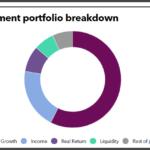 NJDOI's investment portfolio breakdown