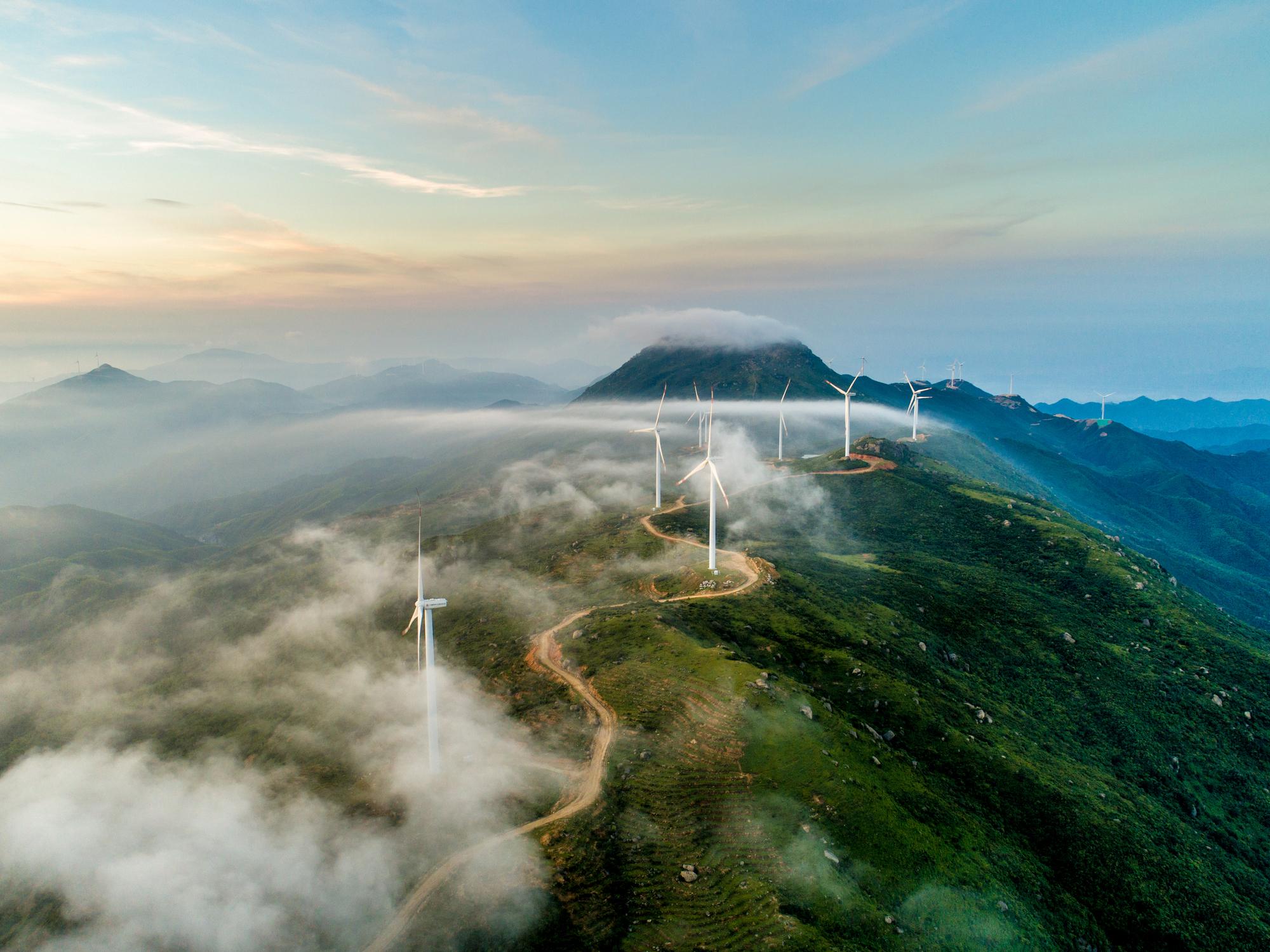 Sustainability, green energy, environment