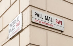 Pall Mall London