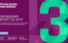 PEI Q3 2019 Fundraising Report