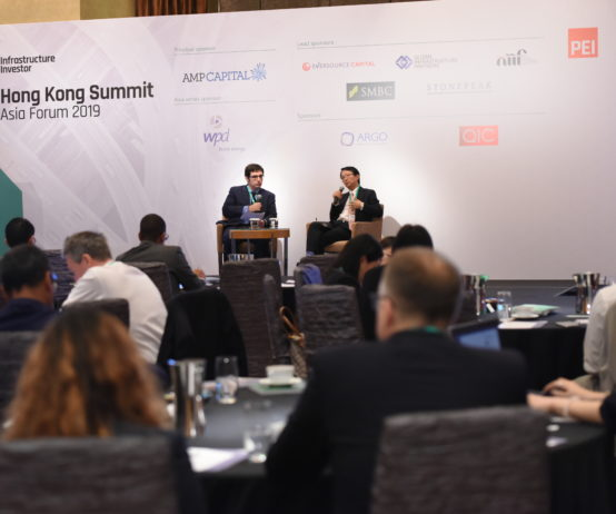 Ang Eng Seng, GIC CIO, HK Summit November 2019