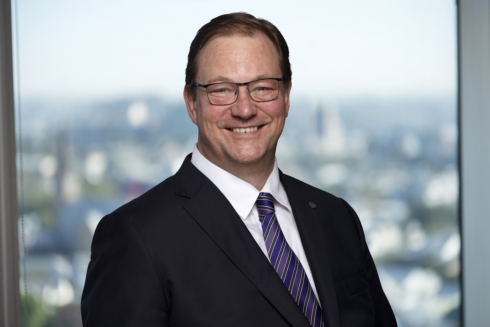 A headshot of LGIAsuper CIO Troy Rieck