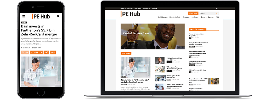 Subscribe Now | PE Hub