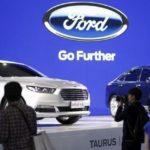 Ford Taurus cars