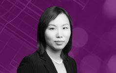 A headshot of Shirley Ma