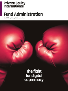 The PEI Fund Adminstration 2019 Cover