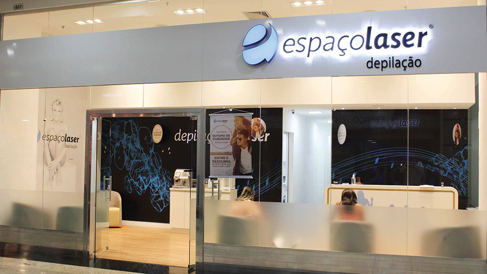 Store front image of Espacolaser
