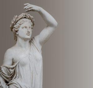 roman statue, art