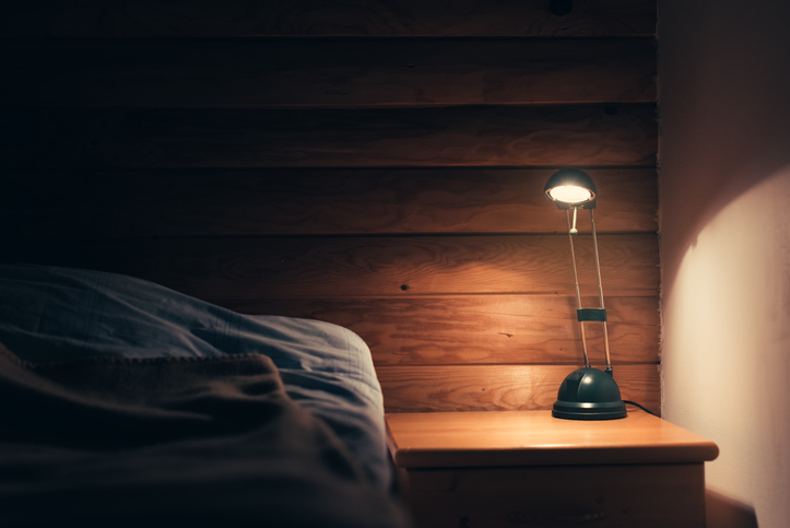 bedroom lamp
