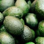 Close up of avocados
