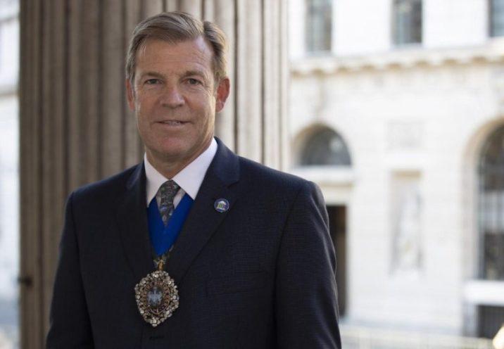 Lord Mayor of London, fintech