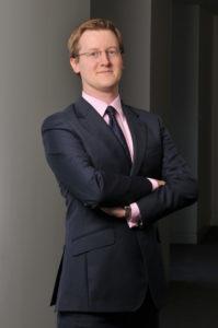 Alex Green, Macfarlanes