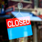 Consumer businesses closed