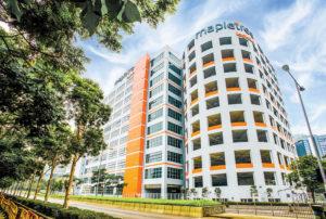 Mapletree Logistics Hub Tsing Yi