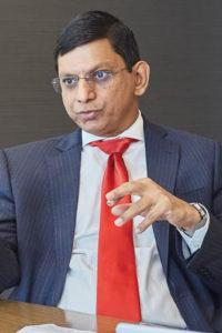 Gupta India roundtable