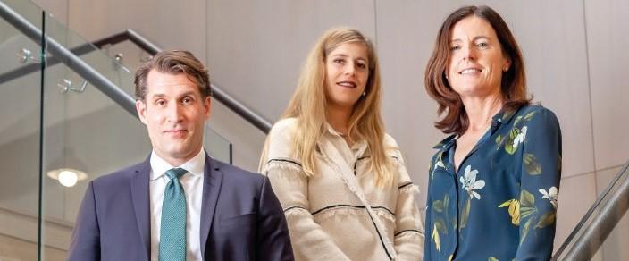 Simon Söder, Raphaëlle Muhlmann-Eytan, Rosheen McGuckian