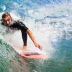 Surfing Speed Power Flow