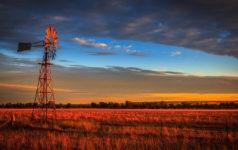 Windmill, Outback Australia