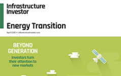 Infrastructure Investor Energy Transition report 2020