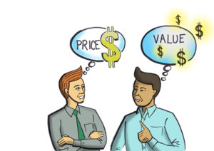 P_Pricing_Value creation