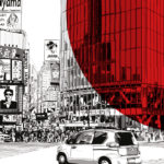 Illustration of Tokyo