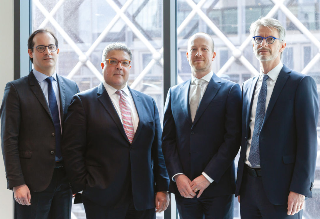 Infrastructure Investment asset management roundtable April 2020